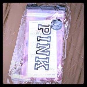 NWT VS Pink  water resistant phone pouch